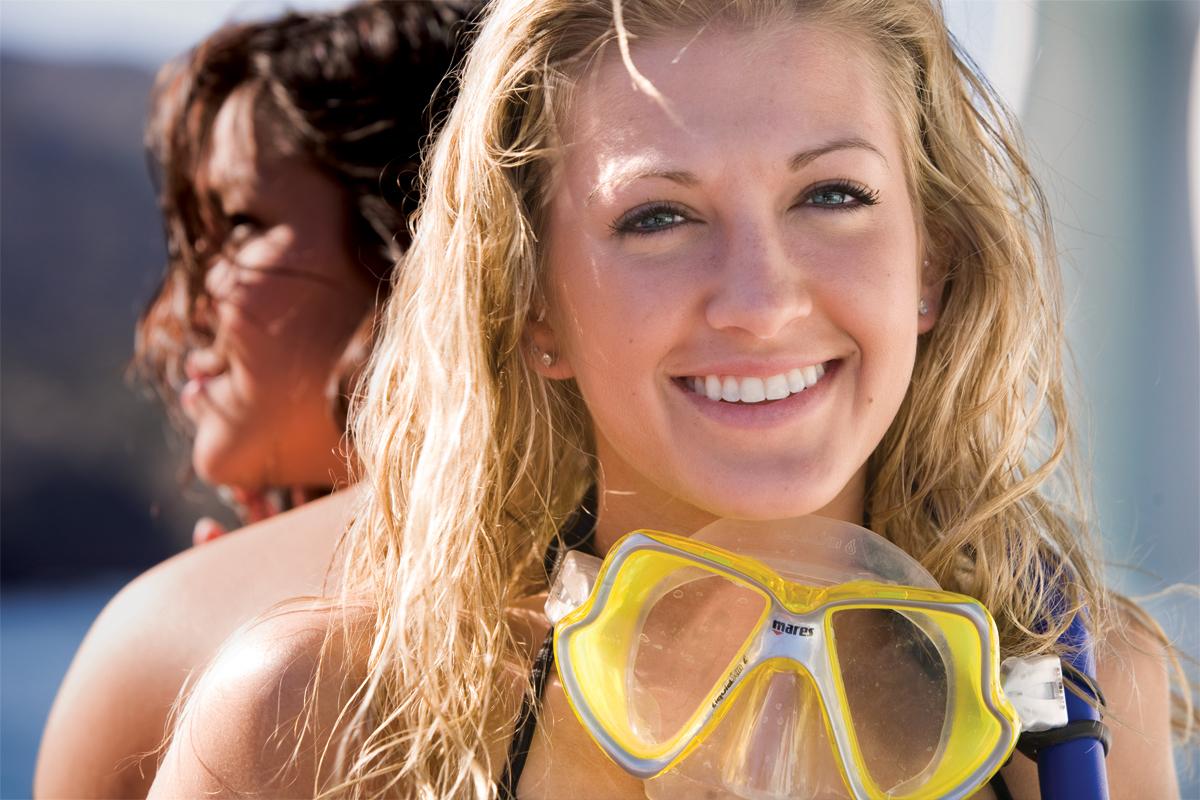 intro to snorkeling