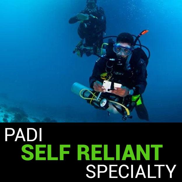 padi-self-reliant-diver-specialty-course