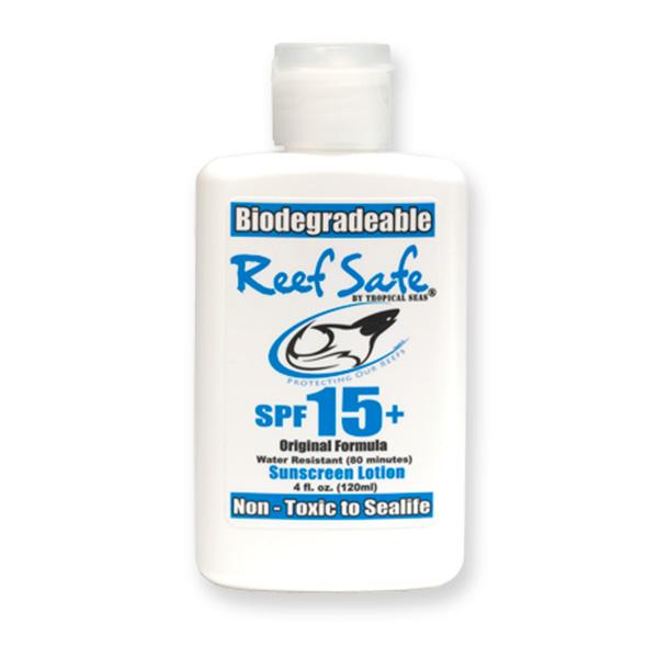 BIODEGRADEABLE SUNSCREEN SPF 15