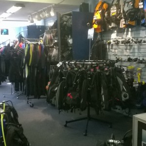 Diving Locker Dive Shop Bcd