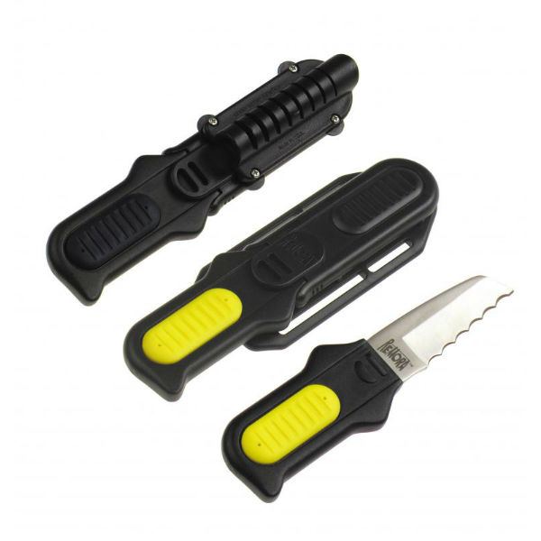 Uk Remora Knife Black Stainless Steel
