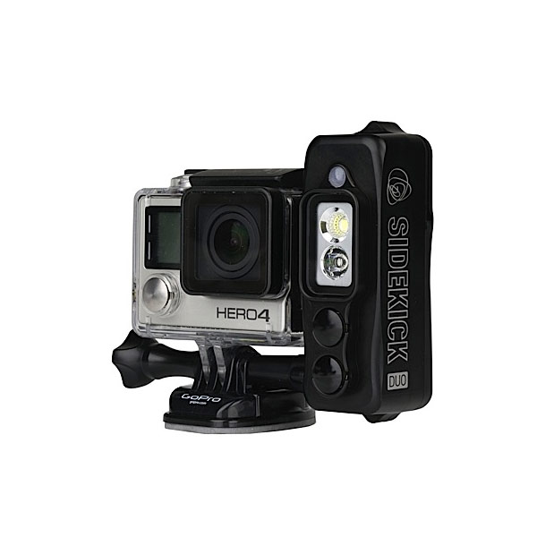 gopro light SIDEKICK