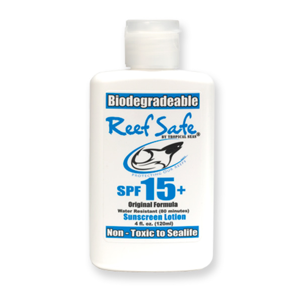 BIODEGRADEABLE SUNSCREEN SPF 15