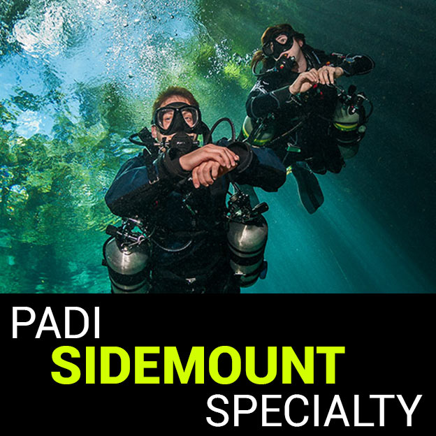 PADI-SIDEMOUNT-SPECIALTY-COURSE-VANCOUVER-CANADA
