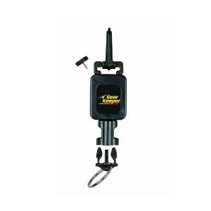Gear Keeper Mini Retractor Ii Combo Mount Flashlight
