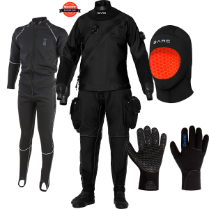 Bare Hd2 Expedition Drysuit Package