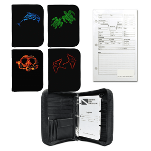 Innovative Divers Logbook Binder W/ Pages