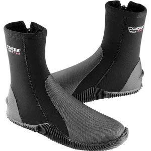 Cressi Minorca Tall 3mm Water Boots Black