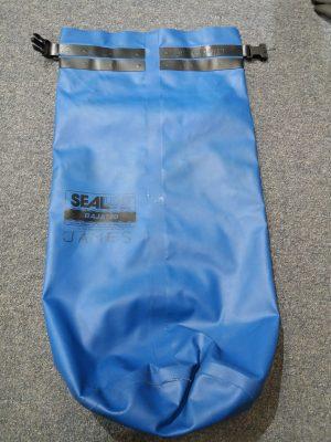 Used Sealine Dry Bag Blue 5L