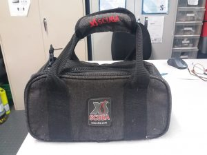 Used Xs Scuba Weight Bag